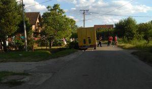 FOTO: Udario dečaka na Klisi i pokušao da pobegne