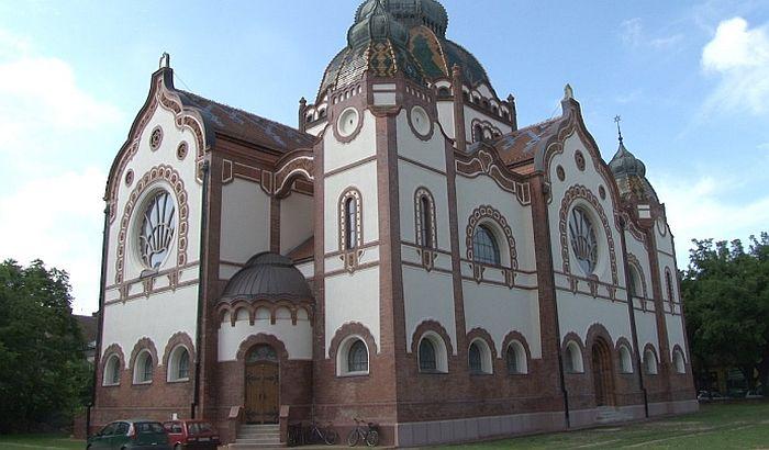 Subotica: Iz budžeta grada 25,6 miliona dinara za obnovu kupole Sinagoge