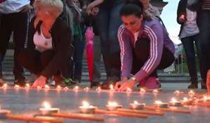 Građani palili sveće za trogodišnju Sofiju