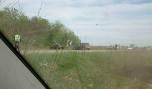 Troje poginulih u udesu kod Srbobrana, među njima i dečak