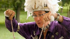 Indijanski pripovedač Peri Graund u četvrtak u Novom Sadu