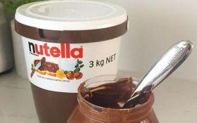FOTO: Nemac prodaje kante Nutele od tri kilograma, naručuju i iz Australije