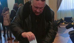 Depardje u Parizu glasao na ruskim izborima