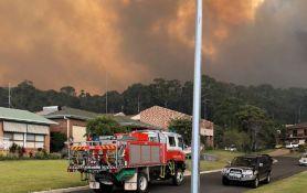 VIDEO: Požari besne jugoistokom Australije