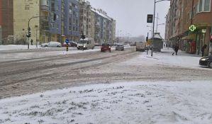 Apel na vozače da budu oprezni zbog najavljenog snega