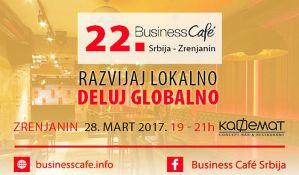 Business Café 28. marta u Zrenjaninu