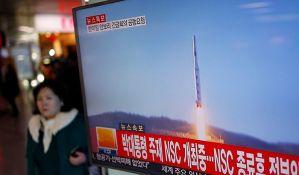 Severna Koreja neuspešno lansirala raketu