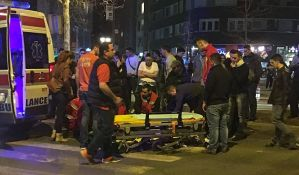 Troje pešaka povređeno za 12 sati na putevima u Novom Sadu