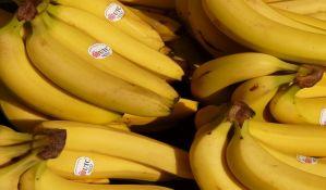 U bananama poklonjenim zatvoru u Teksasu nađen kokain