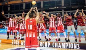 Košarkaši Zvezde osvojili ABA Super kup