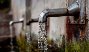 Neispravna voda sa javnih česmi u Sokobanji