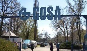 MUP: Nismo zabranili protest radnika Goše