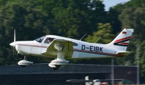 Srušio se avion u Švajcarskoj, troje poginulih
