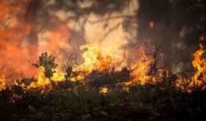 Zatvoren put Dubrovnik - Mostar zbog požara