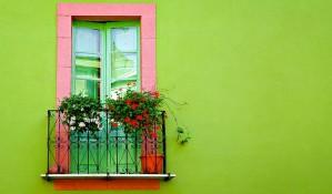 Zelena boja je dobra za živce