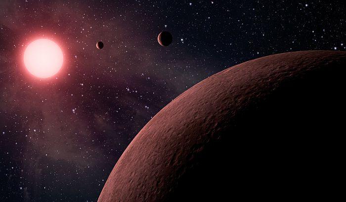 Srpski naučnici tragaju za devetom planetom