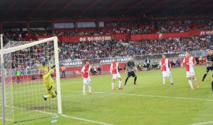 FOTO: Partizan do tri boda na Karađorđu u poslednjem minutu