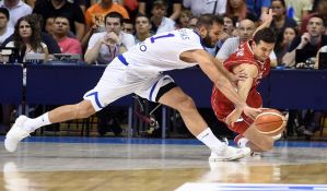 Košarkaši ubedljivi protiv Grčke, večeras sa Crnom Gorom