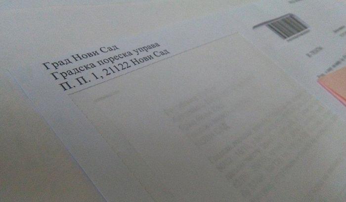 U ponedeljak ističe rok za plaćanje treće rate poreza na imovinu