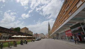 U planu velika rekonstrukcija centra Novog Sada