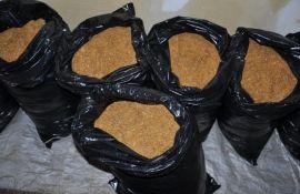 FOTO: Novosadska policija zaplenila tri tone nelegalnog duvana
