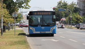 Izmene trasa linija 6, 11A i 11B u ponedeljak