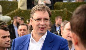 Vučić prvi proglašeni kandidat za predsednika Srbije