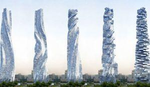 VIDEO: Dubai dobija neboder sa rotirajućim stanovima