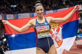 VIDEO: Ivana Španović oborila evropski rekord i osvojila zlato na EP