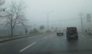 AMSS: Magla smanjuje vidljivost na putevima