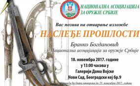 Izložba starog srpskog oružja od subote u Domu Vojske