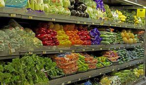 Voće i povrće sa najmanje i najviše pesticida