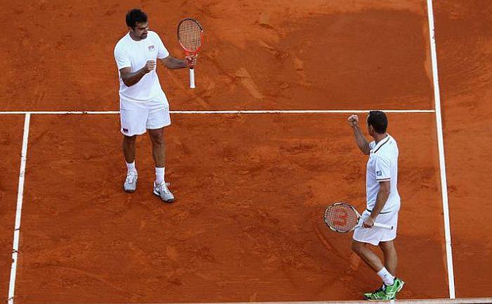 Zimonjić i Verdasko u polufinalu Rolan Garosa