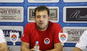 Cukić podneo ostavku na mesto trenera VK Vojvodina