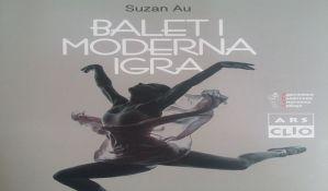 Promocija knjigе Balеt i modеrna igra 16. decembra