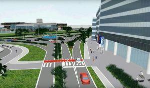 Iz budžeta za projekat kružnog toka sa fontanom skoro četiri miliona dinara