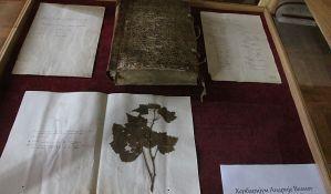 Digitalizovana polovina herbarijuma Andrije Volnog
