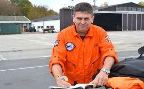 VIDEO: Major Robert Kaloci poginuo, a major Aleksandar Matić teško povređen u padu aviona kod Kovačice