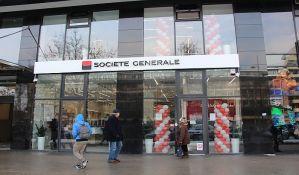 Narodna banka Srbije: Nije bilo interesovanja za Sosijete Ženeral