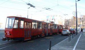 Pešak podleteo pod tramvaj u Beogradu