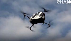 VIDEO: Putnički dron testiran u Dubaiju