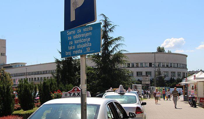 Upozorenje na moguće prevare novosadskih taksista