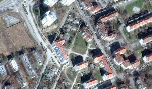 U planu izgradnja još zgrada na Satelitu