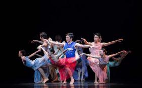 Balet Hongkonga u sredu u Srpskom narodnom pozorištu