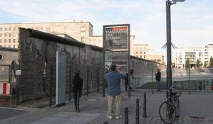 Berlinski zid i dalje postoji u glavama Nemaca