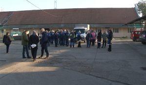 Subotica: Jednočasovni štrajk upozorenja u Vodovodu