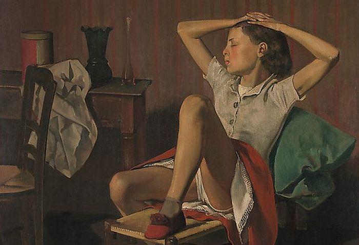 Tražila da se ukloni slika iz Metropolitena jer se naslikanoj devojčici vidi veš