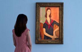 Skoro sve slike Modiljanija na izložbi falsifikat
