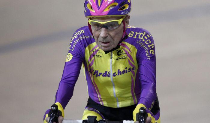 Biciklista završio karijeru u 106. godini