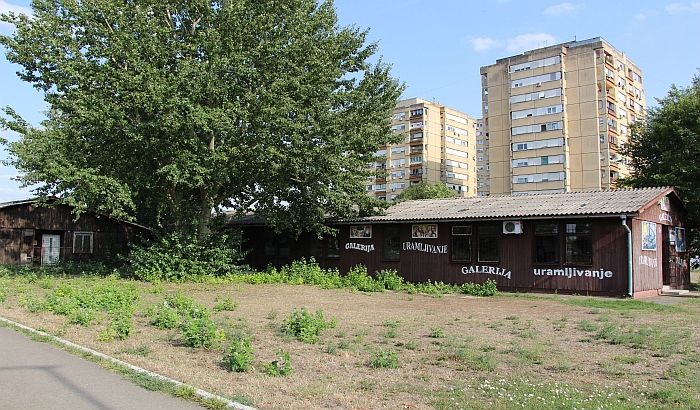 Umesto parkova i zelenih površina, još zgrada na Novom naselju